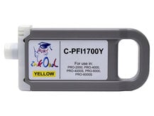 700ml Compatible Cartridge for CANON PFI-1700Y YELLOW