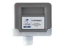 330ml Compatible Cartridge for CANON PFI-304GY GRAY