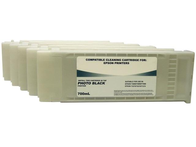 clean cartridges