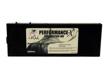 220ml PHOTO BLACK Performance-X Sublimation Cartridge for Epson Stylus Pro 9600