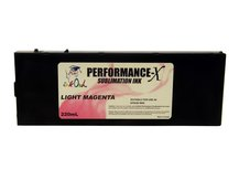 220ml LIGHT MAGENTA Performance-X Sublimation Cartridge for Epson Stylus Pro 9600