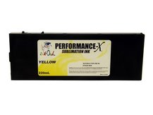 220ml YELLOW Performance-X Sublimation Cartridge for Epson Stylus Pro 9600