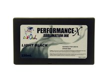 220ml LIGHT BLACK Performance-X Sublimation Cartridge for Epson Stylus Pro 9800