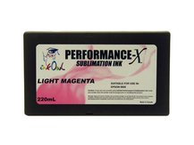 220ml LIGHT MAGENTA Performance-X Sublimation Cartridge for Epson Stylus Pro 9800