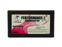 220ml MAGENTA Performance-X Sublimation Cartridge for Epson Stylus Pro 9800