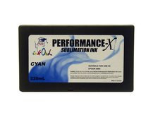 220ml CYAN Performance-X Sublimation Cartridge for Epson Stylus Pro 9880