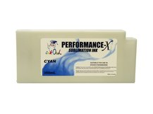 350ml CYAN Performance-X Sublimation Cartridge for Epson Stylus Pro 9700, 9890, 9900
