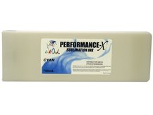 700ml CYAN Performance-X Sublimation Cartridge for Epson Stylus Pro 9700, 9890, 9900