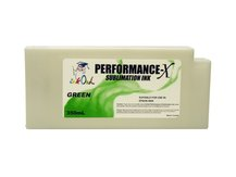 350ml GREEN Performance-X Sublimation Cartridge for Epson Stylus Pro 9900