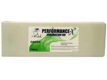 700ml GREEN Performance-X Sublimation Cartridge for Epson Stylus Pro 9900