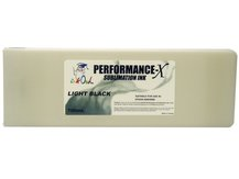 700ml LIGHT BLACK Performance-X Sublimation Cartridge for Epson Stylus Pro 9890, 9900