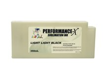 350ml LIGHT LIGHT BLACK Performance-X Sublimation Cartridge for Epson Stylus Pro 9890, 9900