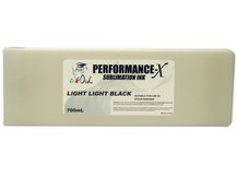 700ml LIGHT LIGHT BLACK Performance-X Sublimation Cartridge for Epson Stylus Pro 9890, 9900