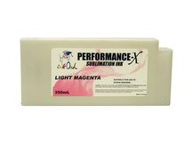 350ml LIGHT MAGENTA Performance-X Sublimation Cartridge for Epson Stylus Pro 9890, 9900