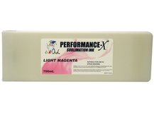 700ml LIGHT MAGENTA Performance-X Sublimation Cartridge for Epson Stylus Pro 9890, 9900