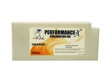 350ml ORANGE Performance-X Sublimation Cartridge for Epson Stylus Pro 9900