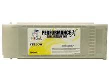 700ml YELLOW Performance-X Sublimation Cartridge for Epson SureColor T7000, T7200, T7270