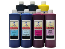 7x500ml Compatible Ink for EPSON Ultrachrome K2 for Stylus Pro 7600, 9600