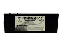 220ml LIGHT BLACK Performance-Ultra Sublimation Cartridge for Epson Stylus Pro 4880