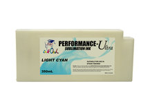 350ml LIGHT CYAN Performance-Ultra Sublimation Cartridge for Epson Stylus Pro 7890, 7900, 9890, 9900