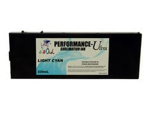 220ml LIGHT CYAN Performance-Ultra Sublimation Cartridge for Epson Stylus Pro 4000, 7600, 9600
