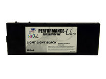 220ml LIGHT LIGHT BLACK Performance-Ultra Sublimation Cartridge for Epson Stylus Pro 4880