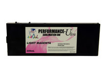 220ml LIGHT MAGENTA Performance-Ultra Sublimation Cartridge for Epson Stylus Pro 4880