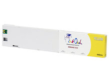 440ml YELLOW Compatible Cartridge to replace Mimaki ES3 (SPC-0440Y)
