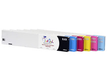 6x440ml Compatible Cartridge Pack for Mutoh ValueJet Eco-Ultra Printers
