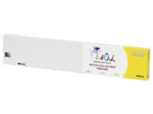 440ml YELLOW Compatible Cartridge for Mutoh ValueJet Eco-Ultra Printers