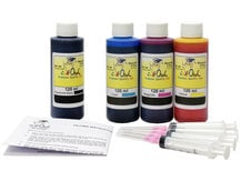 120ml Bulk Kit for use in CANON printers - pigment-based black ink