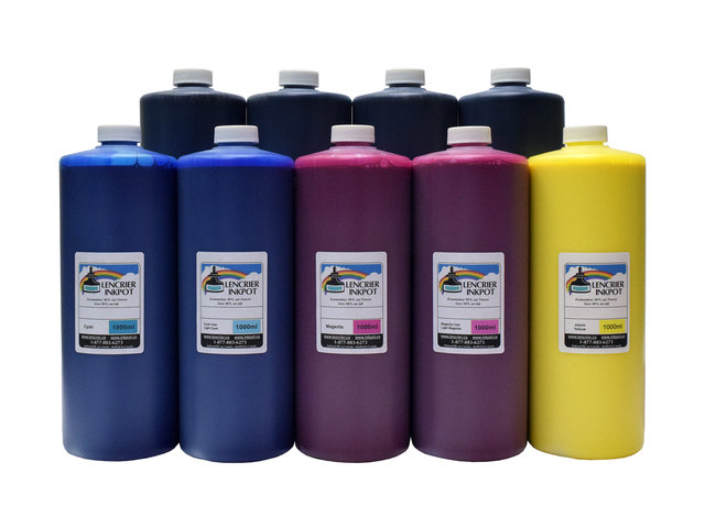 9x1L of Ink for EPSON Ultrachrome HD/HDX for SureColor P5000