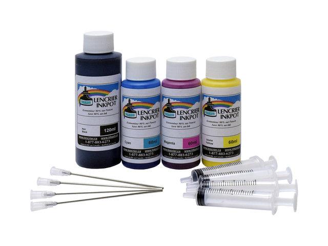 FADE RESISTANT* Mega (250ml/120ml) Refill Kit for EPSON