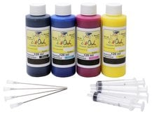 *PIGMENTED* 120ml Bulk Kit for HP 902, 906, 910, 916, 934, 935, and others