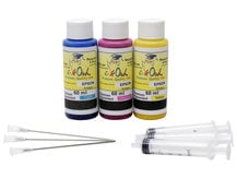*PREMIUM PIGMENTED* 60ml Color Kit for EPSON DURABRITE Printers