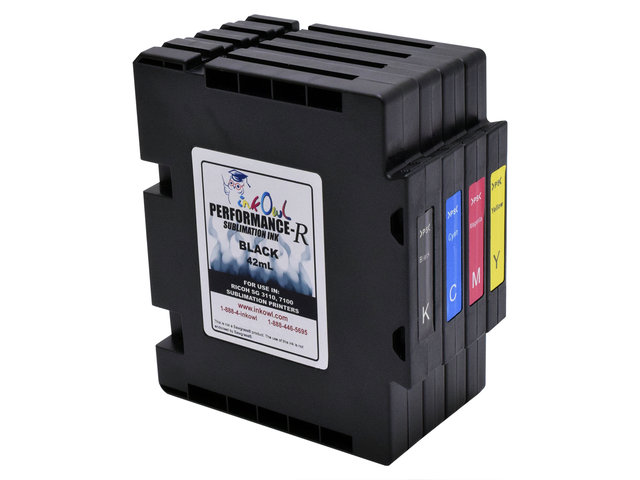 Performance-R Sublimation Cartridges