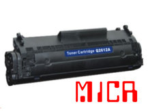 Replacement Cartridge for HP Q2612A (12A) MICR