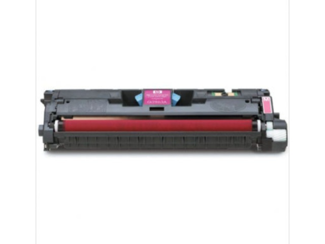 Replacement Cartridge for HP Q3963A (122A) MAGENTA