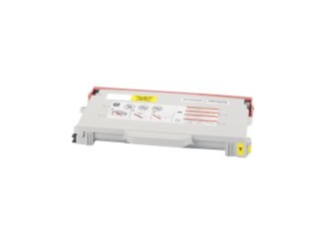 Replacement Cartridge for LEXMARK C510 - YELLOW