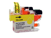 Compatible Cartridge for BROTHER LC3019Y YELLOW