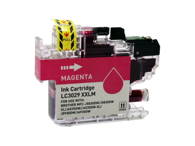 Compatible Cartridge for BROTHER LC3029M MAGENTA