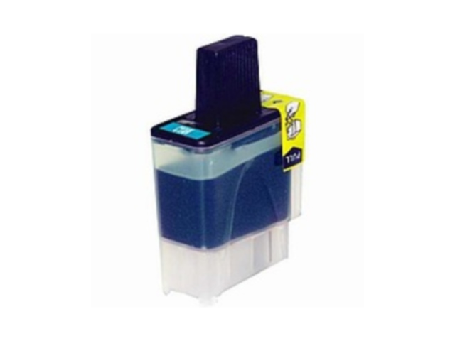 Compatible Cartridge for BROTHER LC41C CYAN