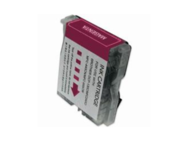 Compatible Cartridge for BROTHER LC51M MAGENTA