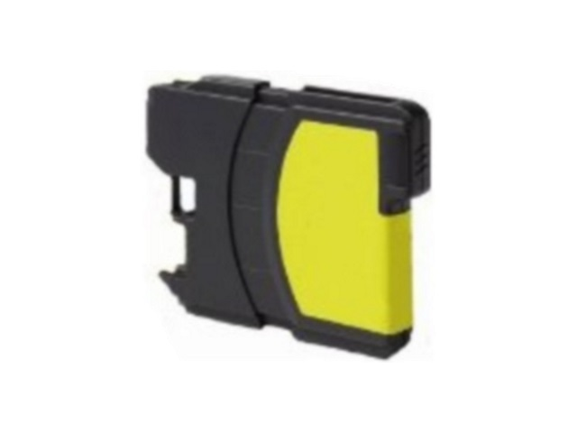 Compatible Cartridge for BROTHER LC61Y YELLOW