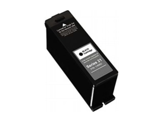 Compatible Cartridge for BLACK DELL Series 21