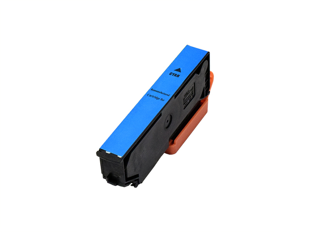 Replacement Cartridge for EPSON T273XL220 (#273XL) CYAN
