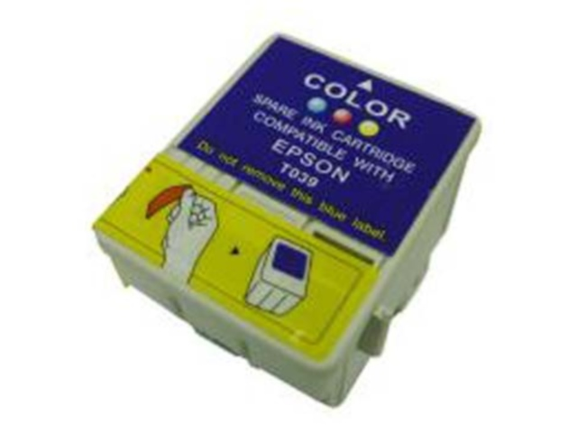 Replacement Cartridge for EPSON T039020 COLOR