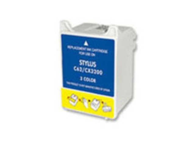 Replacement Cartridge for EPSON T041020 COLOR