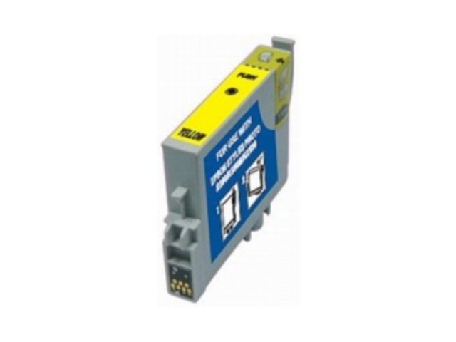 Replacement Cartridge for EPSON T060420 (#60) YELLOW