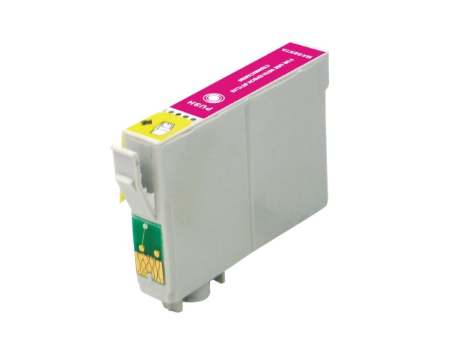 Replacement Cartridge for EPSON T125320 (#125) MAGENTA